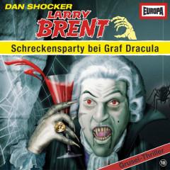 18/Schreckensparty bei Graf Dracula - Larry Brent