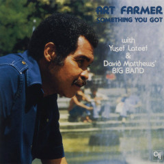 Something You Got - Art Farmer