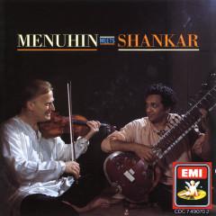 Menuhin Meets Shankar - Yehudi Menuhin, Ravi Shankar