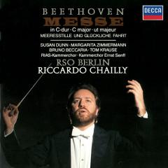 Beethoven: Mass in C; Meeresstille und glückliche Fahrt - Riccardo Chailly, Susan Dunn, Margarita Zimmermann, Bruno Beccaria, Tom Krause