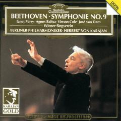Beethoven: Symphony No.9 (ライヴ・アットフィルハーモニー(ベルリン)) - Janet Perry, Agnes Baltsa, Vinson Cole, José van Dam, Berliner Philharmoniker