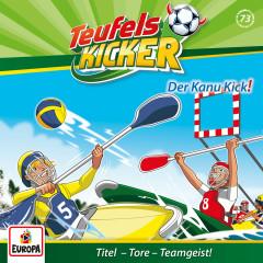 073/Der Kanu-Kick!
