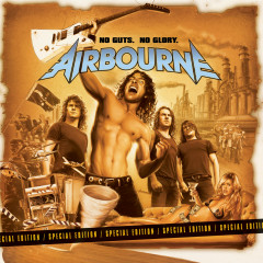 No Guts. No Glory. (Special Edition) - Airbourne