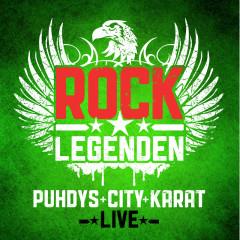 Rock Legenden Live - Puhdys, City, Karat