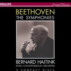 Beethoven: The Symphonies - Lucia Popp, Carolyn Watkinson, Peter Schreier, Robert Holl, Netherlands Radio Chorus