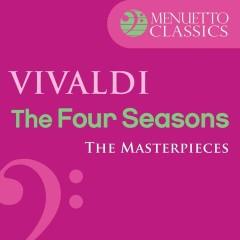 The Masterpieces - Vivaldi: The Four Seasons - Stuttgart Chamber Orchestra, Martin Sieghart, Rainer Kussmaul