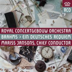 Brahms: Ein deutsches Requiem (Live) - Royal ConcertgebouwOrchestra