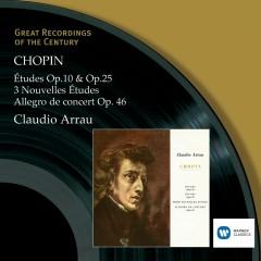 Chopin: Études Op.10 and Op.25 - Claudio Arrau