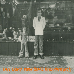 New Boots and Panties!! - Ian Dury