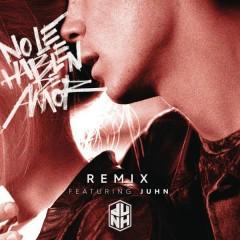 No Le Hablen de Amor (Remix) - CD9,Juhn