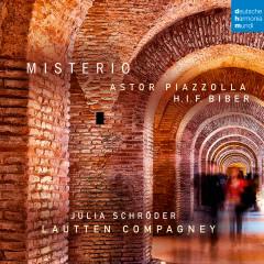 Misterio: Biber & Piazzolla - Lautten Compagney