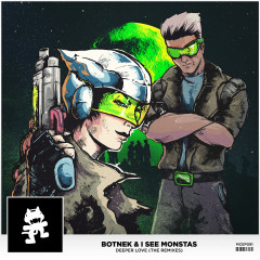 Deeper Love (The Remixes) - Botnek, I See MONSTAS, Snavs, Stonebank