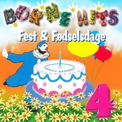 Børnehits 4 - Fest & Fødselsdage - Various Artists