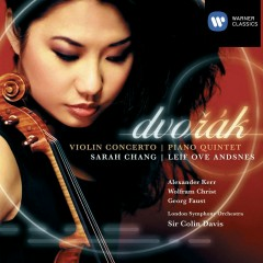 Dvorák: Violin Concerto - Piano Quintet - Sarah Chang