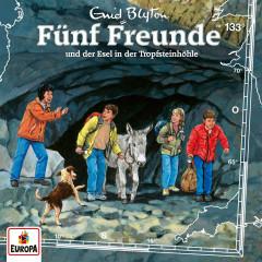 133/und der Esel in der Tropfsteinhöhle - Fünf Freunde