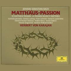 J.S. Bach: Matthäus-Passion - Berliner Philharmoniker, Herbert von Karajan