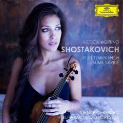 Shostakovich - Leticia Moreno, Yuri Temirkanov, Saint Petersburg Philarmonic Orchestra, Lauma Skride