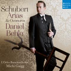 Schubert: Arias & Overtures - Daniel Behle
