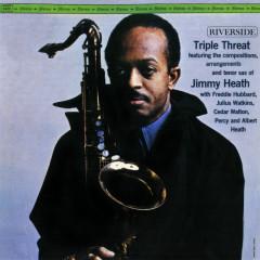 Triple Threat - Jimmy Heath, Freddie Hubbard, Julius Watkins, Cedar Walton, Albert Heath