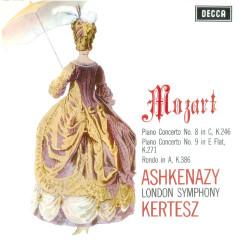 Mozart: Piano Concertos Nos. 8 & 9; Rondo, K.386 - Vladimir Ashkenazy, London Symphony Orchestra, István Kertész