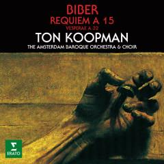 Biber: Requiem a 15 & Vesperae a 32 - Ton Koopman, Amsterdam Baroque Choir