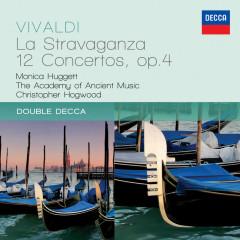Vivaldi: La Stravaganza - 12 Concertos Op.4 - Monica Huggett, The Academy of Ancient Music, Christopher Hogwood