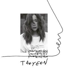 Something New - The 3rd Mini Album - TAEYEON