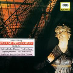 Lortzing: Zar und Zimmermann - Highlights - Bamberg Symphony Orchestra, Hans Gierster