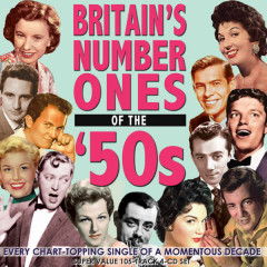 Britain's No. 1s Of The '50s - Various Artists