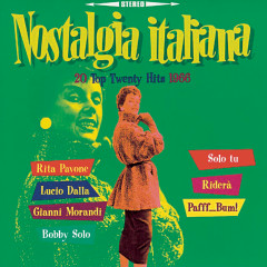 Nostalgia Italiana - 1966 - Various Artists