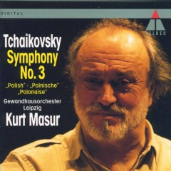 Tchaikovsky : Symphony No.3, 'Polish'