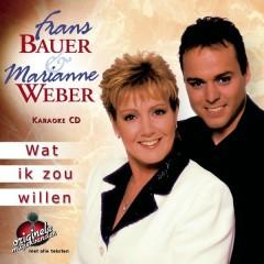 Wat Ik Zou Willen (Karaoke Versie) - Marianne Weber, Frans Bauer