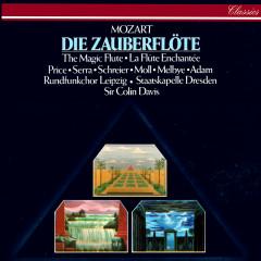 Mozart: Die Zauberflöte (The Magic Flute) - Sir Colin Davis, Margaret Price, Peter Schreier, Kurt Moll, Luciana Serra