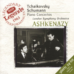 Tchaikovsky: Piano Concerto No.1 / Schumann: Piano Concerto - Vladimir Ashkenazy, London Symphony Orchestra, Lorin Maazel, Uri Segal