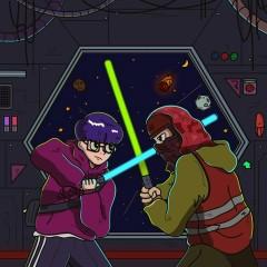 Luke & Swaver's Future Trip - lukydo, Futuristic Swaver