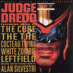 JUDGE DREDD  Original Motion Picture Soundtrack - Original Motion Picture Soundtrack