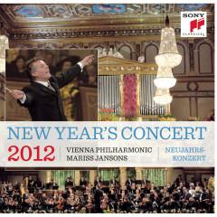 New Year's Concert 2012 - Mariss Jansons, Vienna Philharmonic Orchestra