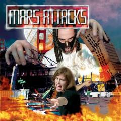 Mars Attacks - Mars