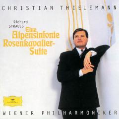 Strauss, R.: Eine Alpensinfonie; Rosenkavalier-Suite - Wiener Philharmoniker, Christian Thielemann