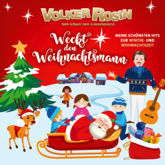 Weckt den Weihnachtsmann - Volker Rosin