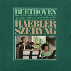 Beethoven: Violin Sonatas Nos. 1-10 - Henryk Szeryng, Ingrid Haebler