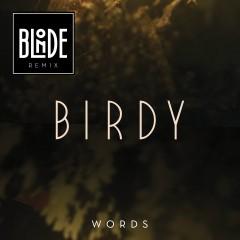 Words (Blonde Remix)