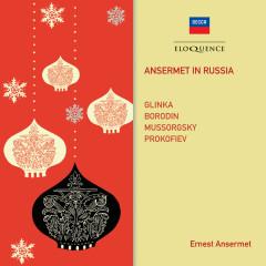 Ansermet In Russia - Ernest Ansermet, Paris Conservatoire Orchestra, L'Orchestre de la Suisse Romande