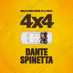 Soundtrack 4x4 - Dante Spinetta