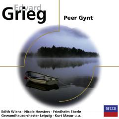 Grieg: Peer Gynt - Gewandhausorchester Leipzig, Kurt Masur, Rundfunkchor Leipzig, Friedhelm Eberle, Ekkehard Schreiber