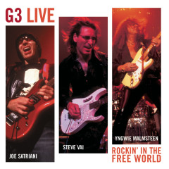 G3 Live:  Rockin' in the Free World - Yngwie Malmsteen, John Petrucci, Joe Satriani, Steve Vai, Eric Johnson