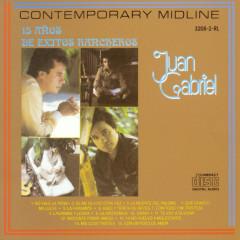 15 Anos De Exitos - Juan Gabriel