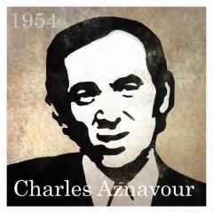 Radio Suisse Romande Présente: Studio Recording At Lausanne (1954) & Concert Live At Lausanne - Charles Aznavour