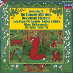 Janácek: The Cunning Little Vixen - Lucia Popp, Dalibor Jedlicka, Wiener Philharmoniker, Sir Charles Mackerras