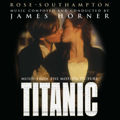 Titanic: Music from the Motion Picture Soundtrack - European Commercial Single - James Horner